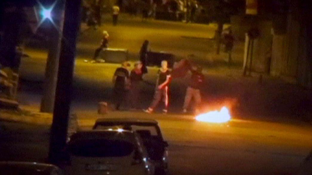 Folytatódtak az összecsapások Törökországban
