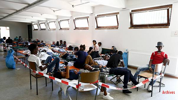 Almanya Balkan sığınmacıları geri göndermek istiyor