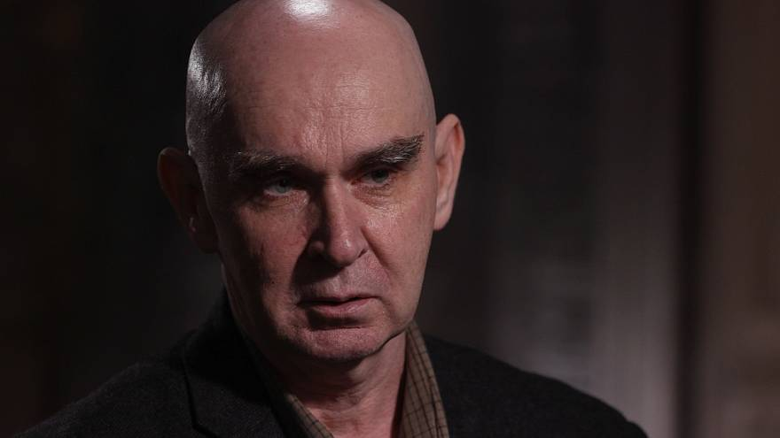 Image: Former Soviet double agent Boris Karpichkov