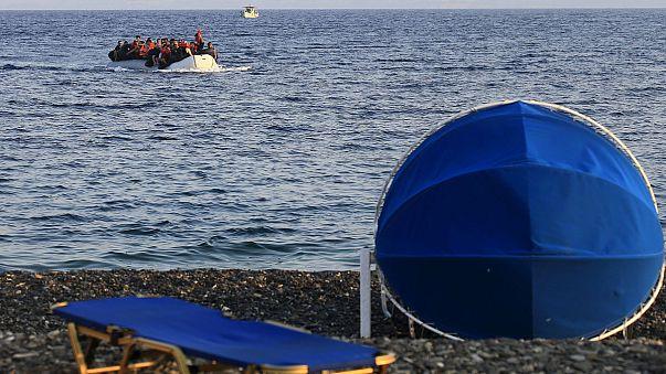 Inmigración: Grecia, los turistas dejan de mirar para otro lado