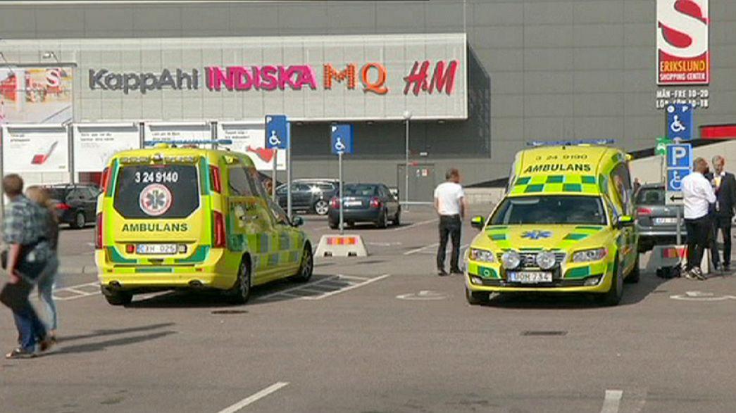 Ataque mortal en una tienda Ikea de Suecia