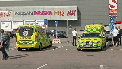 Deadly knife attack at IKEA store in Sweden