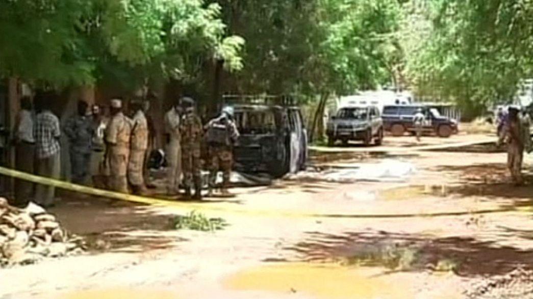 Mali untersucht Geiselnahme in Hotel