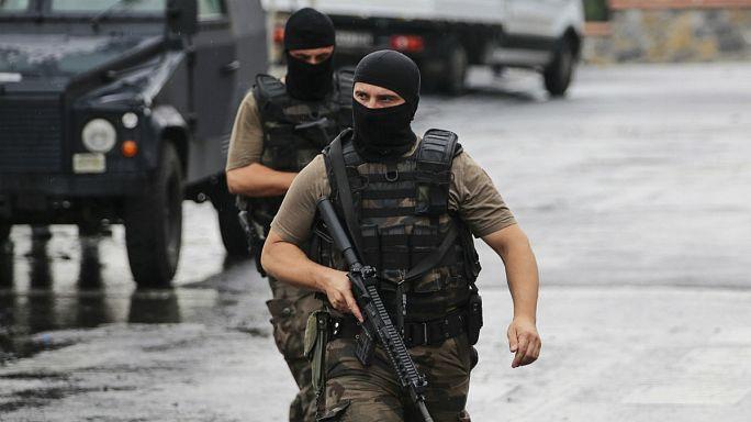 Terrorhullám Törökországban