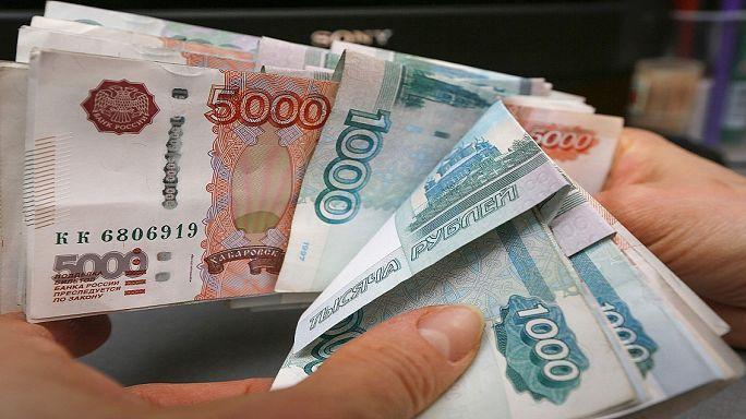 Россия: экономический обвал ускорился