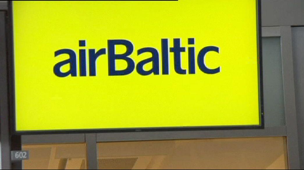 Oslo: Pilotos e tripulação de voo da Air Baltic detidos por ingestão de álcool