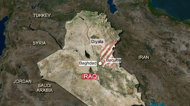 Deadly car bomb attacks in eastern Iraq kill dozens