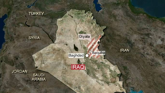 قتلى وجرحى بالعشرات في محافظة ديالى العراقية
