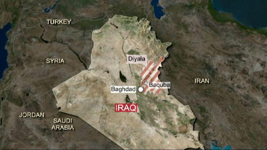 انفجارهای متعدد در شهر بعقوبه جان دهها نفر را گرفت