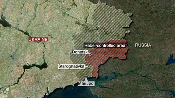 Heftigster Artilleriebeschuss in der Ostukraine seit sechs Monaten
