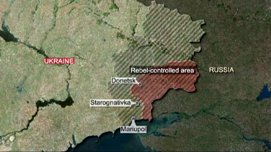 Ismét ropognak a fegyverek Kelet-Ukrajnában - ennyi volt a béke