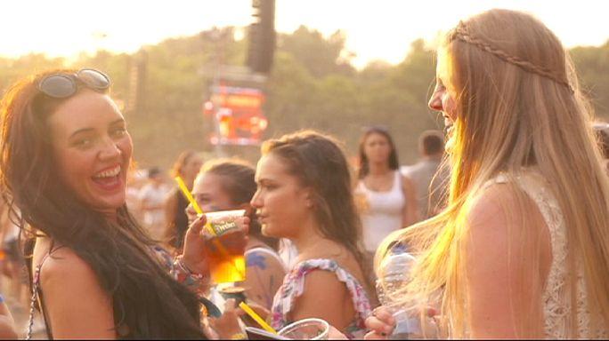 توقع التحاق مئات آلاف الأشخاص بمهرجان سيجات الغنائي في المجر
