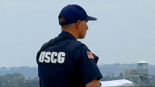 EE.UU. requisa 32 toneladas de cocaína y heroína en alta mar durante una misión de cuatro meses