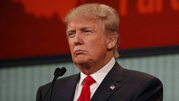 Дональд Трамп - лидер республиканцев в президентской гонке