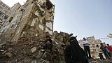 Nem bírják a kórházak a polgárháború iramát Jemenben