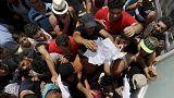 Grécia debate-se com pressão migratória crescente em ilhas próximas da Turquia