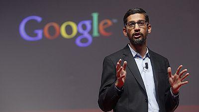 Google erfindet das Alphabet neu
