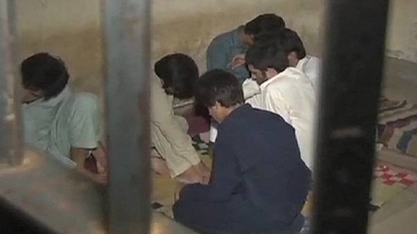 Twelve arrested in Pakistan child sex abuse scandal
