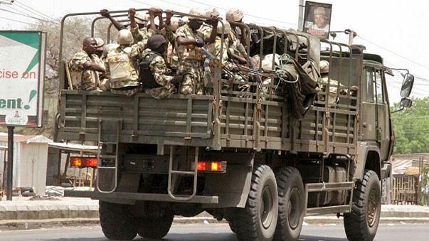 Bomb blast at Nigeria market 'kills 50'