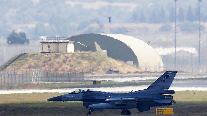 الجيش التركي يقوم بسلسلة غارات رداً على هجمات نفذها حزب العمال الكردستاني