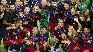 Supercoppa, Barcellona col brivido: Siviglia battuto 5-4 ai supplementari