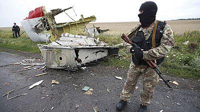 MH17-Abschuss: Russisches Raketensystem Buk im Fokus