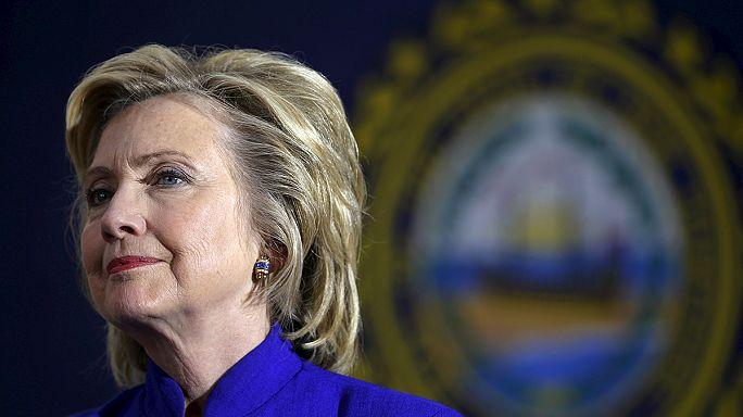 Hillary Clinton remet ses e-mails professionnels au FBI