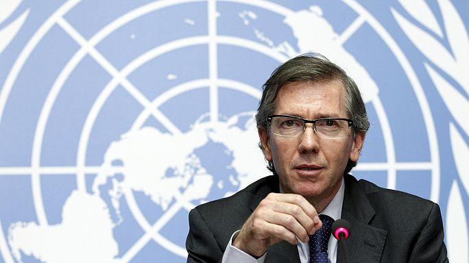 انباء متضاربة بشأن استقالة رئيس الحكومة الليبية من منصبه