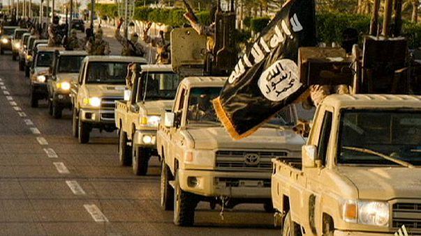 La situación caótica de Libia