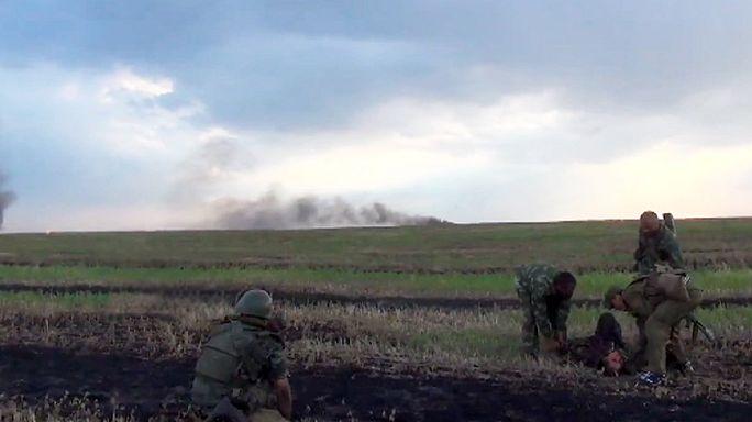 Ukraine : le témoignage d'un soldat russe arrêté en territoire séparatiste