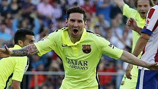 Messi, Cristiano y Suárez, candidatos a mejor jugador de la UEFA