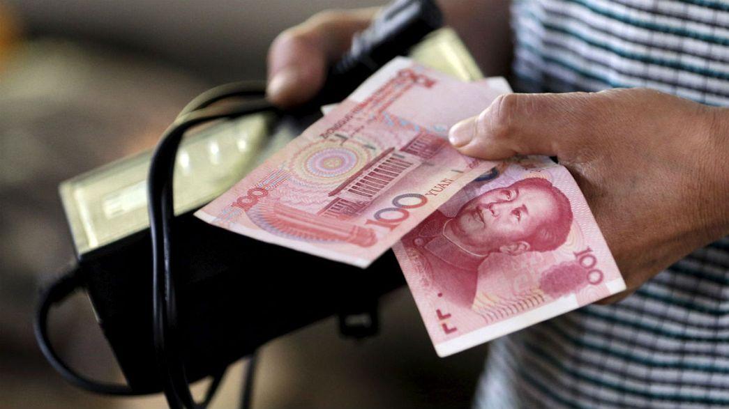 Chinas Yuan-Schachzug soll Früchte tragen