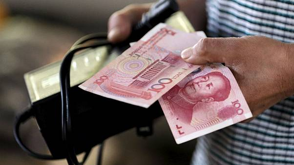 Currency moves in China and Google's Alphabet fleet