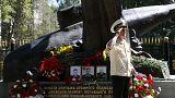 15 ans après, la Russie commémore la mort des 118 sous-mariniers