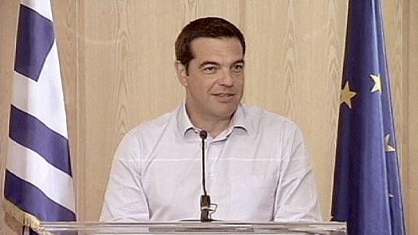 Grécia: Tsipras confiante na implementação do acordo de resgate financeiro