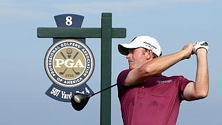 Start der PGA Championship in Whistling Straits