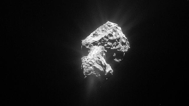 [Live] Follow comet 67P's perihelion on social media