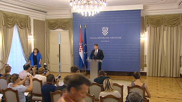 Croatia attempts to confirm hostage beheading after 'horrific' photo is posted