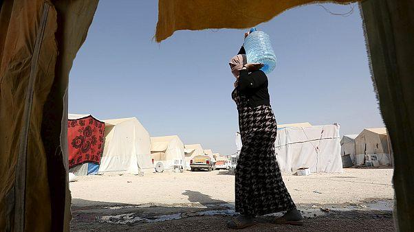Egy éve menekültek el a jaziditák