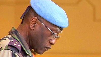 Centrafrique : limogeage du chef de la mission de l'ONU