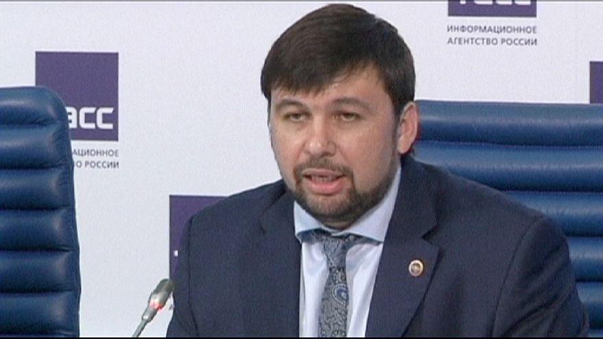 Minsk in weiter Ferne: Kiew und Separatisten beschuldigen sich gegenseitig