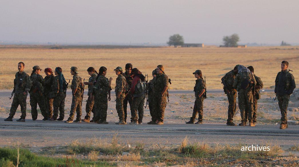 Turkey blames Kurdish militants for outpost attacks