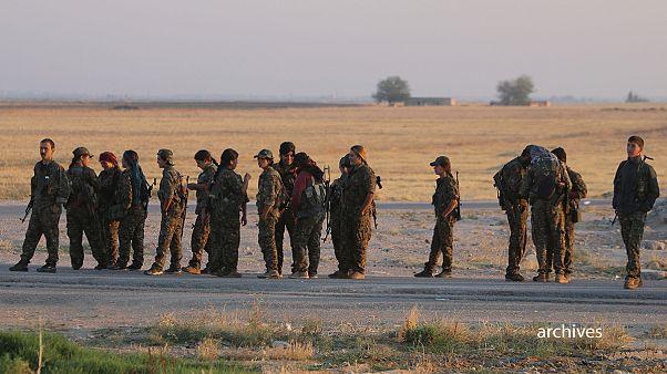 اولین حمله جنگنده های آمریکا از خاک ترکیه به مواضع داعش در سوریه
