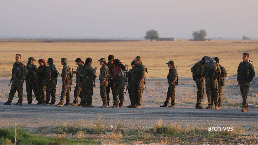 مقتل 7 متمردين اكراد في هجمات على مواقع امنية تركية