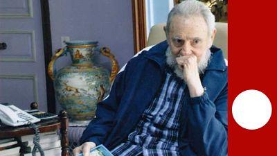 Fidel Castro publica una carta en su cumpleaños y en vísperas de la histórica visita de Kerry