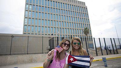 Descongelamento diplomático de Havana e Washington suscitam expetativas