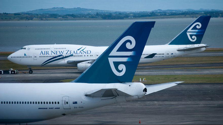 """""""Men in Black"""" erklären Sicherheitshinweise bei Air New Zealand"""