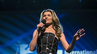 Anke Engelke: Unter Strom rechnet sie besser