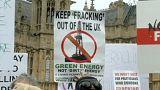 Londres va faciliter l'exploitation du gaz de schiste