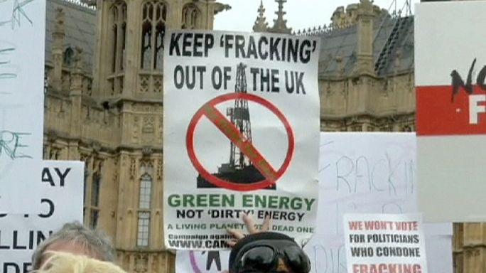 Fracking: London átnyúl a helyi döntéshozók feje fölött